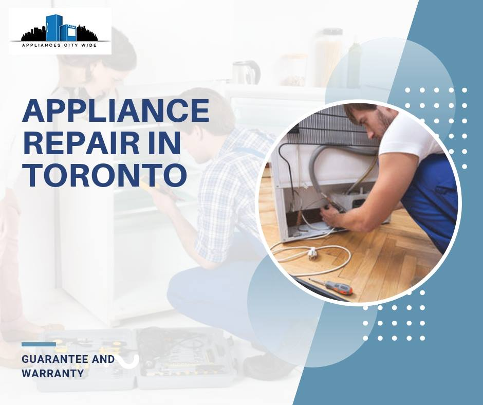 Appliance Repair Markham Appliances City Wide