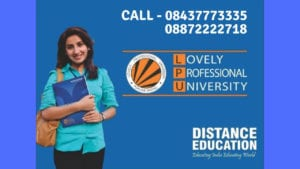 Distance Education Chandigarh Mohali