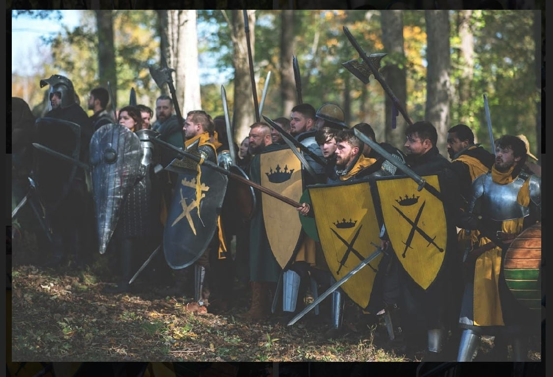 An Amazing Larp Gallery To Start Your Week