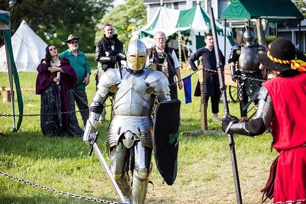 Live Action Legends: Larp Adventures